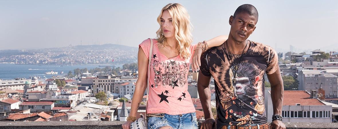 Cipo und Baxx im Parndorf Fashion Outlet Header