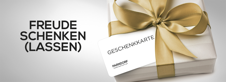 Parndorf Fashion Outlet Gutscheine