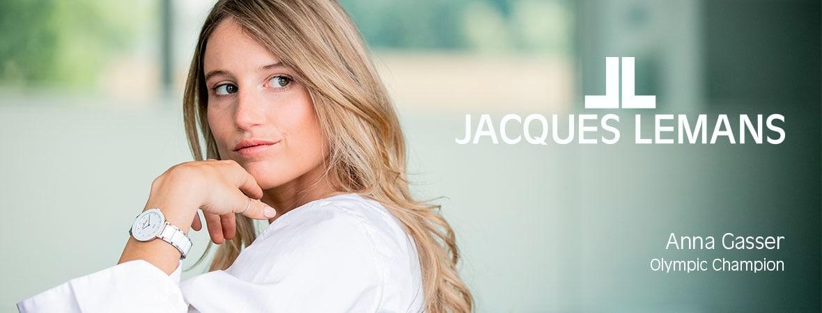 Jacques Lemans im Parndorf Fashion Outlet Header