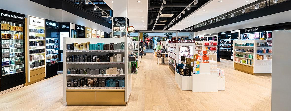 Parfumerie Alina im Parndorf Fashion Outlet Header