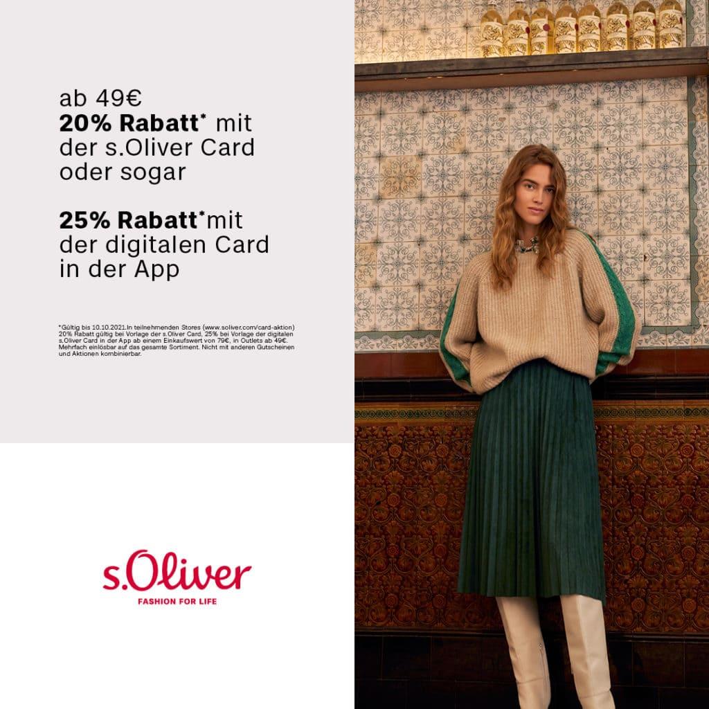 bis zu -25% ab einem Einkaufswert von 49€